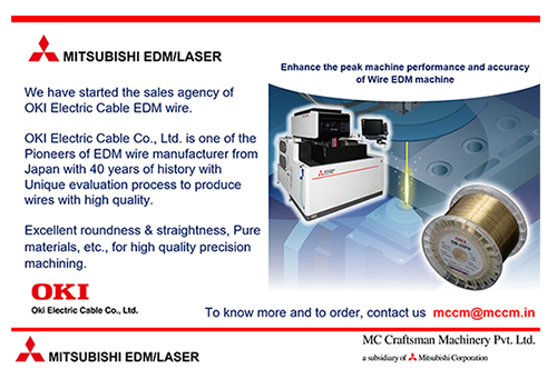OKI Electric Cable EDM Wire.!!!